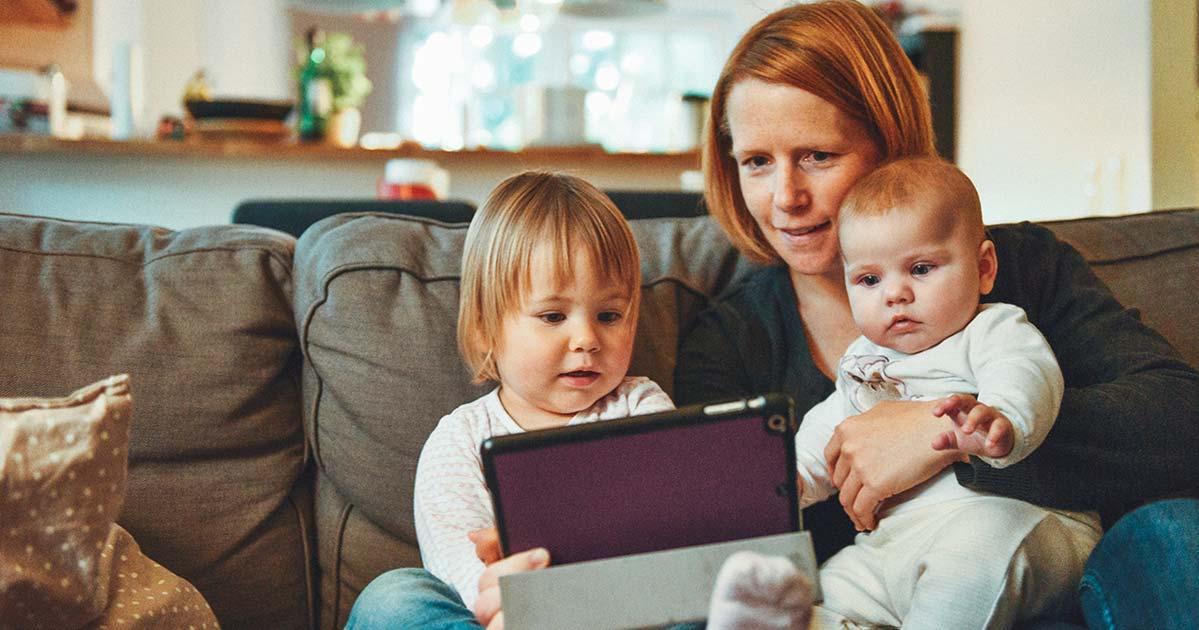 Πώς Φροντίζω παιδιά Προσχολικής Ηλικίας στο σπίτι   COVID-19 edition 1